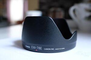 Canon Petal Lens Hood 72mm