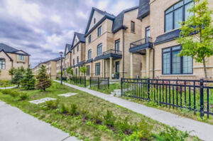 4 Year Old End Unit Townhome With High End Finishes