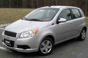 2011 Chevrolet Aveo - Hatchback