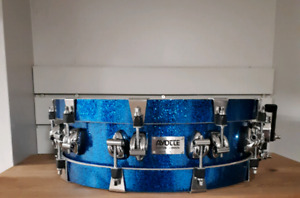 Ayotte custom woodhoop snare drum