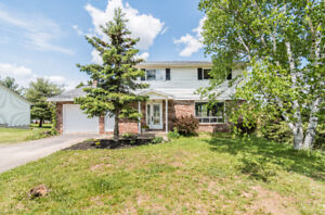 Bright and cozy home on a half acre lot: 939 Upper Coverdale RD