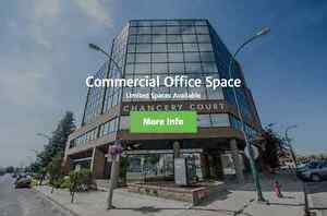 Prime Downtown Office Spaces Available - Chancery Court