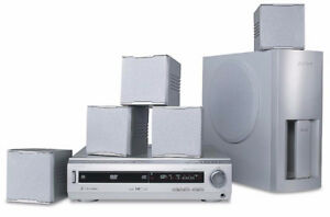 Sony DAV-C450 5-disc DVD Dream Home Theatre System