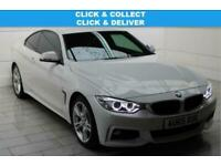 2015 BMW 4 Series 2.0 420d M Sport Auto [Professional Media] Coupe Diesel Automa