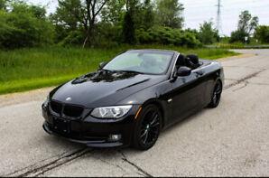 2011 BMW 335i | HARD TOP CONVERTIBLE | M4 REAR BUMPER | 300 HP