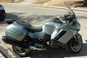 2008 Kawasaki Concours 14 ABS motorcycle - sell or trade