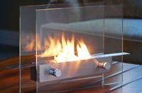 Clean Burning Bio Ethanol Tabletop Fire Features
