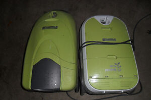 Kenmore/Miele canister vacs– Old or broken for parts – Tune-ups
