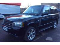 2011 LAND ROVER RANGE ROVER VOGUE SE 4.4 TDV8 TURBO DIESEL AUTOMATIC 4X4