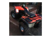 Honda Trx 350 Road Registered Farm Quad