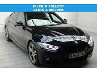 2014 BMW 4 SERIES GRAN COUPE 2.0 428i M Sport Gran Coupe Auto (start/stop) Coupe