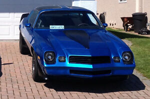 1981 Chevrolet Camaro Coupe (2 door)