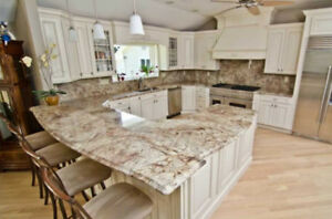 *COUNTER TOPS FACTORY OUTLET FROM $23/SQFT*