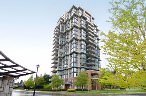 Luxury 2 Bedrooms+Den high rise condo for rent, June 1st.