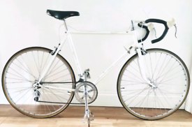 Raleigh Competition Reynolds 531 Road Bike Vintage Steel Eroica *FULLY