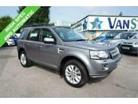 63 LAND ROVER FREELANDER 2.2 SD4 190 HSE AUTO ( 9 X SERVICE STAMPS )