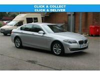 2011 BMW 5 Series 2.0 520d SE Auto Saloon Diesel Automatic