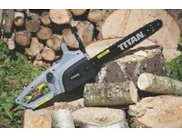 Titan TITAN TTB355CHN 40.5CM 2000W ELECTRIC CHAINSAW 230V