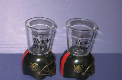 Rumple Minze Shot Glasses on a Football Helmet Set of 2 All Plastic](Plastic Shot Glasses Wholesale)