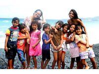 BECOME A SHORT-TERM VOLUNTEER IN JAKARTA, MEDAN OR BALI