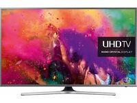 "SAMSUNG 55"" 4K ULTRA HD SMART LED TV (UE55JU6800)"