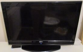 """32"""" Sanyo CE32FD90-B HD LCD TV with freeview 2x HDMI in good condition Can deliver"""