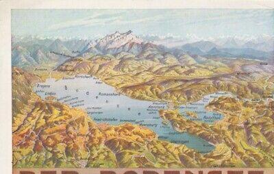 Der Bodensee - Karte ngl 60.765
