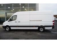 Owner Drivers with Long Wheel Base Vans (LWB) Required. London not older than 2008