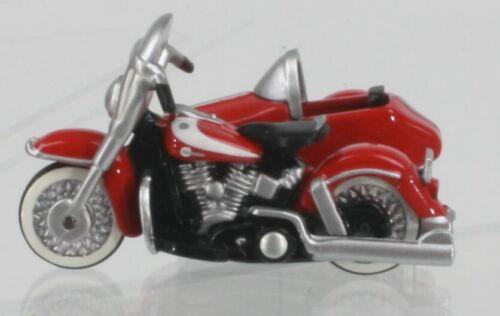 Hallmark Harley Davidson Miniature 1962 Duo Glide Motorcycle Christmas Ornament