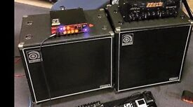 Ampeg 410 115 cabs