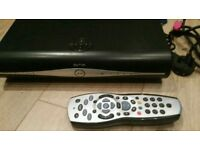 Wireless 3D Digital sky hd box complete with hdmi cable