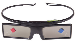 1 pair New Samsung 3D Glasses SSG-4100GB for Samsung 3D Smart TV
