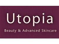 Advanced Beauty/Skincare Therapist