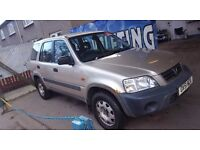 HONDA CR-V TWO MONTH MOT CENTRAL LOKING
