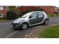 Smart ForFour 4-door hatchback, AUTOMATIC, £950 NO OFFERS;