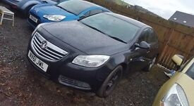 VAUXHALL INSIGNIA MOT TILL 03/07/17 We can also give that car with Full year MOT