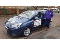 FEMALE - Driving Instructor