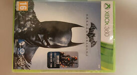 Brand New Batman Arkham Origin Xbox 360