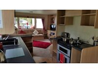 Haggerston castle 3 bed 8 berth family caravan***Late offer deal***