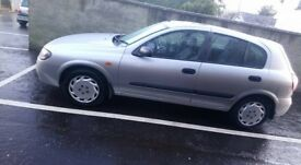 nissan almera 1.5 2004 silver parts for sale