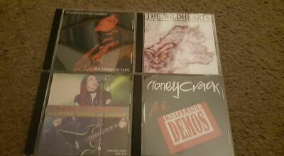 The Wildhhearts 6 x CD Set Honeycrack Live Silver Ginger 5 Clam Abuse