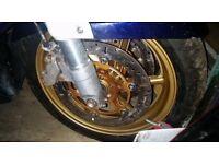 Honda CBR 918 1998
