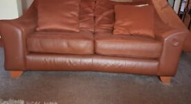 3 & 2 Seater sofas £250 for pair or can be taken separately