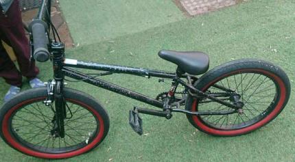 GT and Academy Bmx bikes