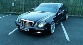 2007 E320 V6 sport immaculate condition fully kitted