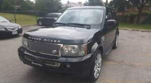 2006 Land Rover Range Rob HSE HSE SUPERCHARGED