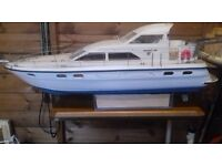 radio controlled boat for sale .