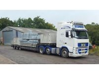 HGV Class 1 Drivers Required for UK and Ireland Work