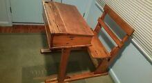 School Desk-Rustic/Antique Hobartville Hawkesbury Area Preview