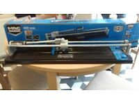 tile cutter used wonce cost new from BQ £95 sell for £70